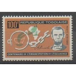 Togo - 1963 - Nb PA38 - Human Rights