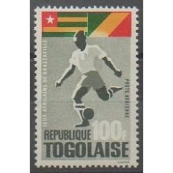 Togo - 1965 - Nb PA48 - Football
