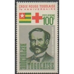 Togo - 1966 - Nb PA53 - Health