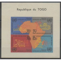 Togo - 1961 - Nb BF6 - United Nations