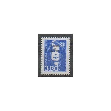 Saint-Pierre et Miquelon - 1996 - No 627