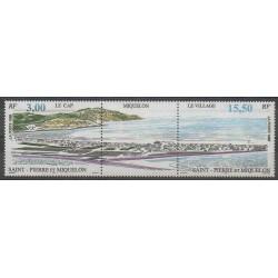 Saint-Pierre et Miquelon - 1996 - No 640A - Sites