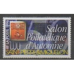 Saint-Pierre et Miquelon - 1996 - No 637 - Philatélie