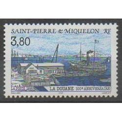 Saint-Pierre et Miquelon - 1996 - No 636