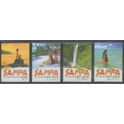 Samoa - 2002 - No 942/945 - Tourisme