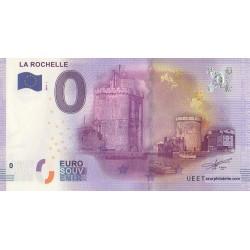 Billet souvenir - La Rochelle - 2016