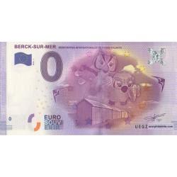 Euro banknote memory - 62 - Les cerfs-volants - 2016