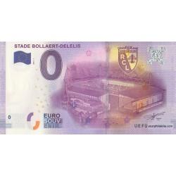 Euro banknote memory - 62 - Stade Bollaert - 2016