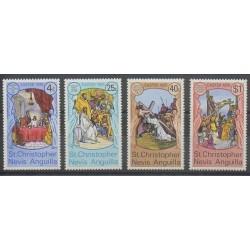 Saint-Christophe - 1975 - Nb 312/315 - Easter