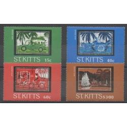 Saint-Christophe - 1985 - Nb 584/587 - Craft
