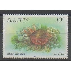 Saint-Christophe - 1986 - Nb 608 - Sea life