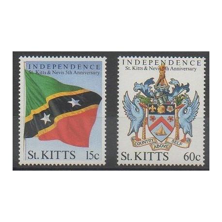 Saint-Christophe - 1988 - No 667/668 - Histoire
