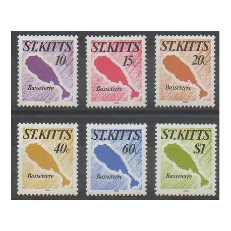 Saint-Christophe - 1989 - No 686/691