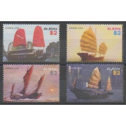 Saint-Christophe - 2005 - No 1239/1242 - Navigation