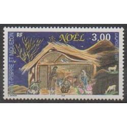 Saint-Pierre et Miquelon - 1997 - No 662 - Noël