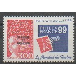 Saint-Pierre et Miquelon - 1998 - No 674 - Philatélie