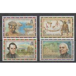 Solomon (Islands) - 1996 - Nb 873/876 - Religion