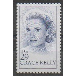 États-Unis - 1993 - No 2140 - Royauté - Principauté