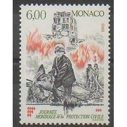 Monaco - 1993 - Nb 1870 - Firemen