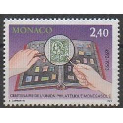 Monaco - 1993 - No 1911 - Philatélie