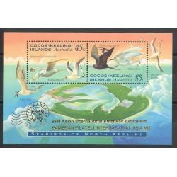 Cocos (Iles) - 1995- No BF 15 - Oiseaux
