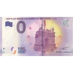 Euro banknote memory - 29 - Les plus beaux calvaires de Bretagne - Pleyben - 2017-1