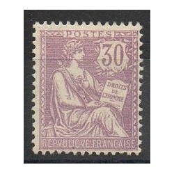France - Poste - 1902 - Nb 128 - Mint hinged