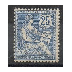 France - Poste - 1902 - Nb 127 - Mint hinged