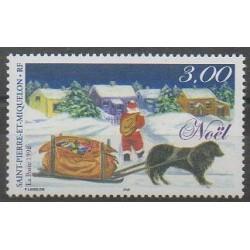 Saint-Pierre et Miquelon - 1998 - No 685 - Noël
