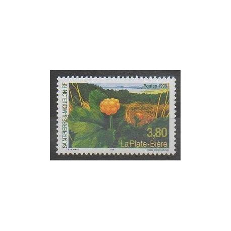 Saint-Pierre et Miquelon - 1999 - No 688