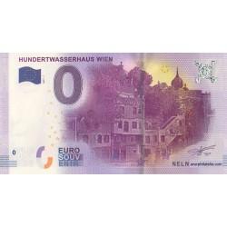 Euro banknote memory - AT - Hundertwasserhaus Wien - 2017-1