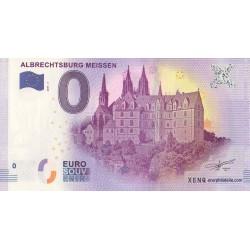 Euro banknote memory - DE - Albrechtsburg Meissen - 2017-1