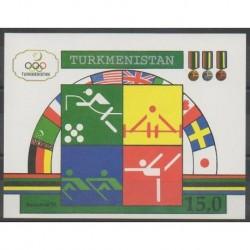Turkménistan - 1992 - No BF2 - Jeux Olympiques d'été