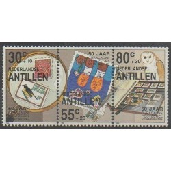 Netherlands Antilles - 1989 - Nb 841/843 - Philately