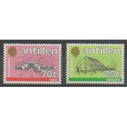 Antilles néerlandaises - 1988 - No 819/820