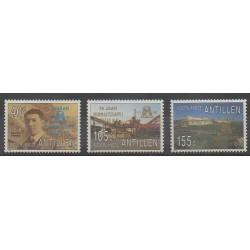 Netherlands Antilles - 1988 - Nb 816/818