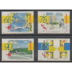 Netherlands Antilles - 1993 - Nb 948/951