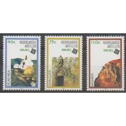 Netherlands Antilles - 1998 - Nb 1123/1125 - Philately