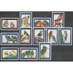 Antilles néerlandaises - 2006 - No 1612/1623 - Oiseaux
