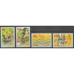 Antilles néerlandaises - 2007 - No 1718/1721 - Noël