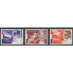 Netherlands Antilles - 2009 - Nb 1896/1898 - Planes