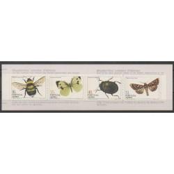Portugal (Açores) - 1984 - No C354a - Insectes