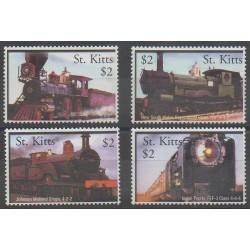 Saint-Christophe - 2004 - No 1176/1179 - Chemins de fer