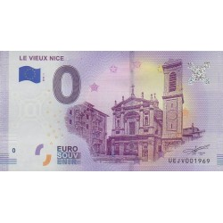 Euro banknote memory - Le Vieux Nice - 2018-1 - Nb 1969