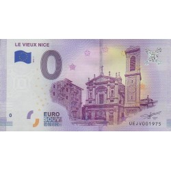 Euro banknote memory - Le Vieux Nice - 2018-1 - Nb 1975