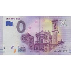 Euro banknote memory - Le Vieux Nice - 2018-1 - Nb 1976