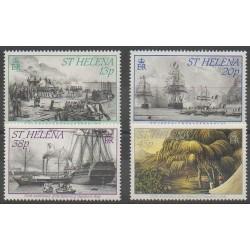 St. Helena - 1990 - Nb 540/543 - Napoleon