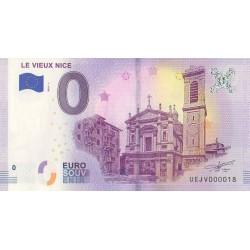 Billet souvenir - 06 - Le Vieux Nice - 2018-1 - No 18