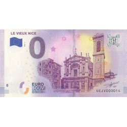 Euro banknote memory - 06 - Le Vieux Nice - 2018-1 - Nb 14