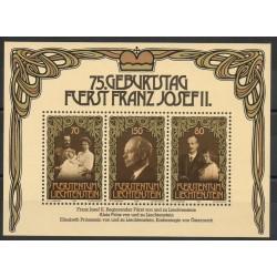 Liechtenstein - 1981- Nb BF 14 - Royalty